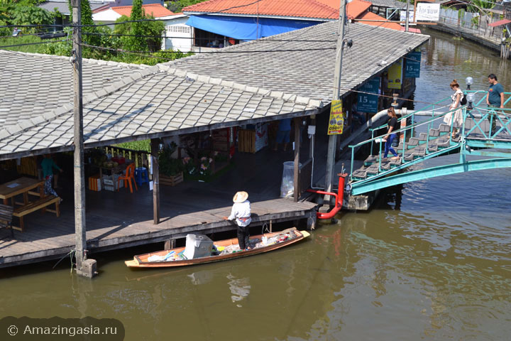 Bang Phli floating market, Samut Prakan