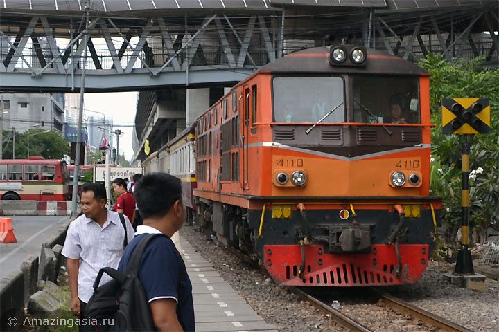 train to Chachoengsao