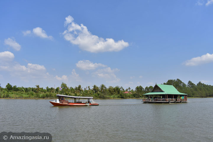 Bang Khla floating market, Chachoengsao