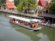 Плавучий рынок Kwan Riam Floating Market в Большом Бангкоке