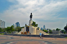 Lumphini park, photo 001