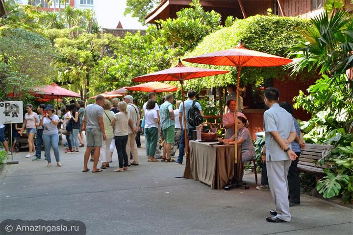 Лучшие музеи Бангкока. Дом-музей Джима Томпсона.