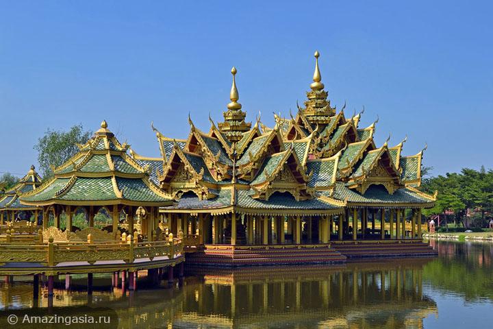 Лучшие музеи Большого Бангкока. Античный город.