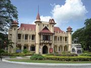 Дворец Санам Чандра Пэлас, провинция Накхон Патхом (Nakhon Pathom)