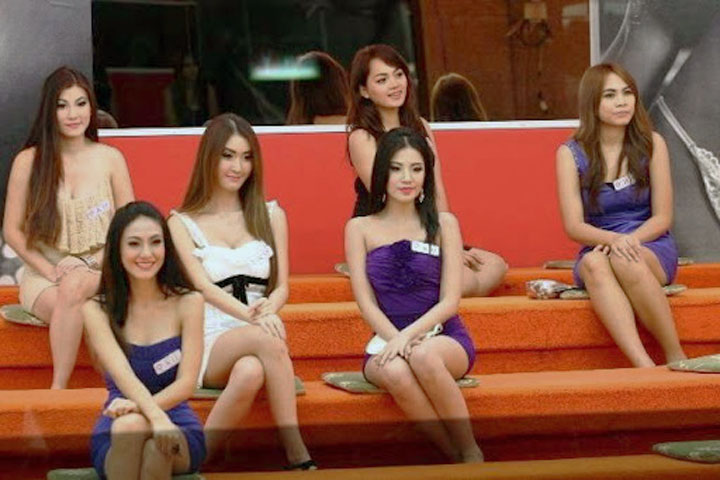 Секс-туризм в Бангкоке и ночная жизнь Бангкока. Боди-массаж в Бангкоке.