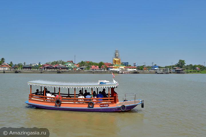 достопримечательности рядом с Бангкоком, остров Крет в Нонтхабури