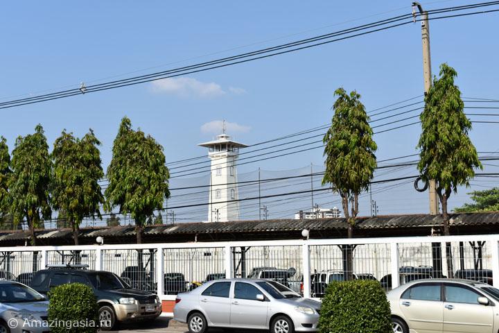 Фото города Нонтхабури. Тюрьма Банг Кванг.