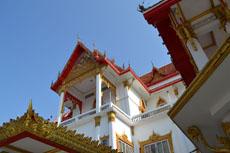 Фотографии храмов Нонтхабури
