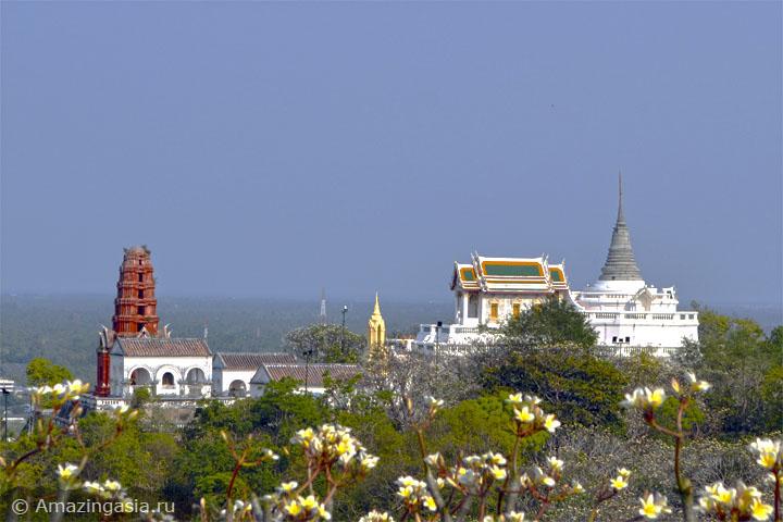 достопримечательности рядом с Бангкоком, город Петчабури