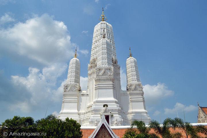 Что посмотреть в Петчабури. Храм Ват Махатат.