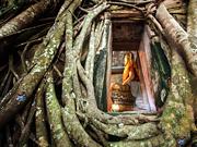 Храм Ват Банг Кунг, провинция Самут Сонгкрам (Samut Songkhram)