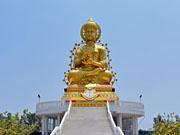 Храм Ват Лат Яй, провинция Самут Сонгкрам (Samut Songkhram)