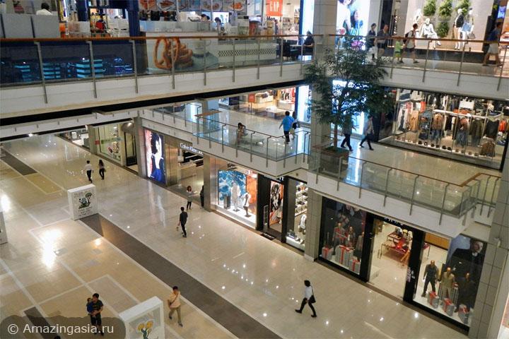 Лучшие торговые центры Бангкока. Где купить джинсовую одежду в Бангкоке. ТЦ Central World.