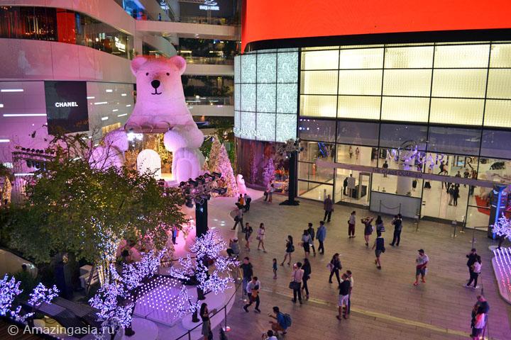 Десять лучших торговых центров Бангкока. ТЦ Emporium.
