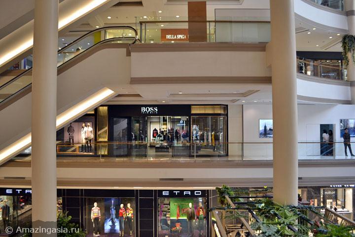 Десять лучших торговых центров Бангкока. ТЦ Gaysorn.