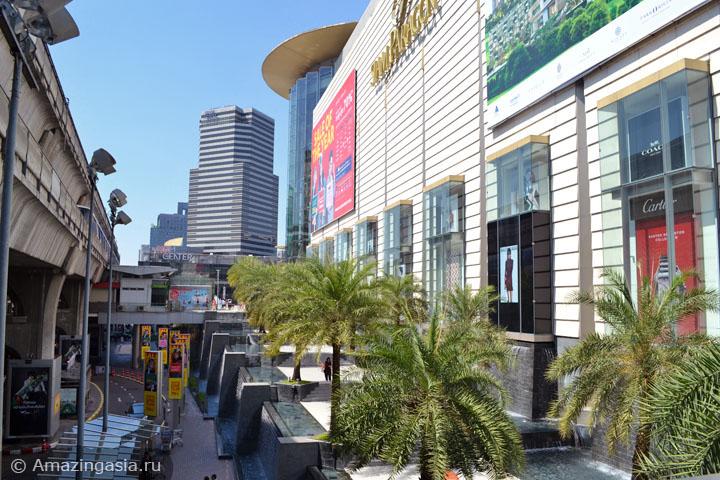 Топ-3 торговых центров Бангкока. Где купить брендовую одежду в Бангкоке. ТЦ Siam Paragon.