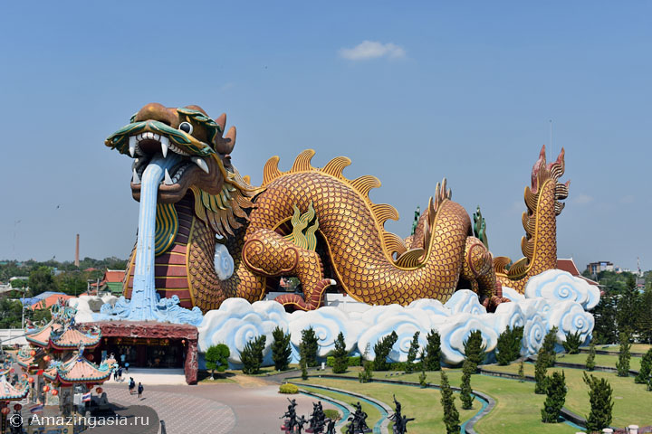 Dragon Descendants Museum, Suphanburi