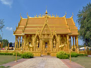 Храм Ват Пакнам Джоло, 65 км. от Бангкока