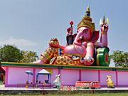 Храм Розового Ганеши к северу от Хуа Хина