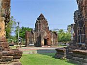 Святилища кхмеров в 60-ти км. от Хуа Хина