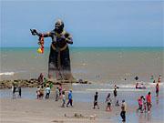 Пляж Пуек Тиан в 50-ти км. от Хуа Хина