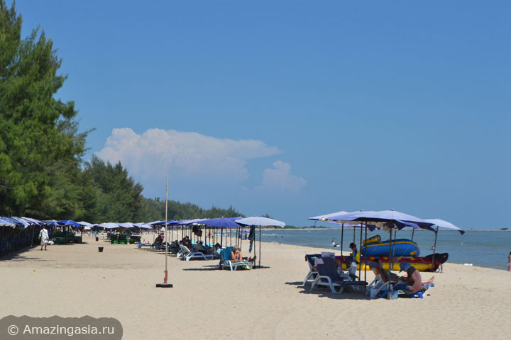 Фотографии пляжей Ча Ама (Cha Am)