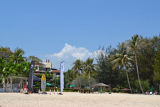 Пляж к югу от Ча Ама