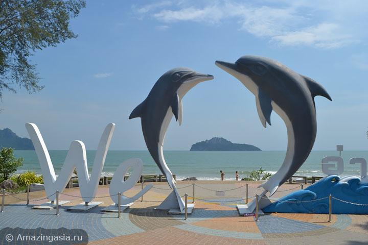 Фотографии пляжей города Прачуап Кхири Кхан (Прачуапкхирикхан, Prachuap Khiri Khan)