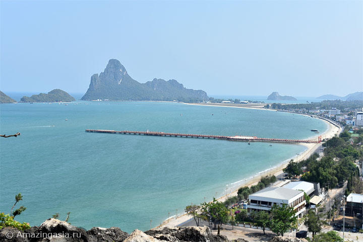 Фотографии города Прачуап Кхири Кхан (Прачуапкхирикхан, Prachuap Khiri Khan)