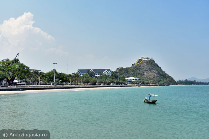 Фотографии храмов города Прачуап Кхири Кхан (Прачуапкхирикхан, Prachuap Khiri Khan)