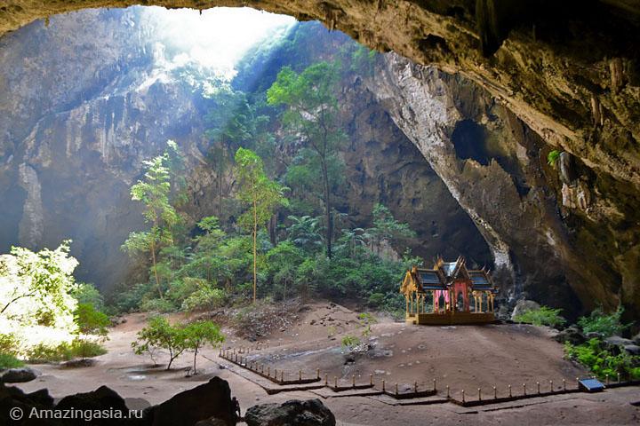 Пещера Прайя Накхон, национальный парк Сам Рой Йот