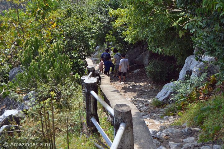 Фото национального парка Кхао Сам Рой Йот