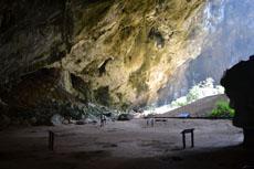Фото пещеры Прайя Накхон