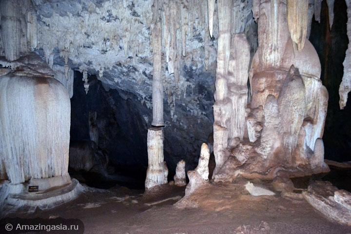 Пещера Сай (Sai cave) в национальном парке Сам Рой Йот