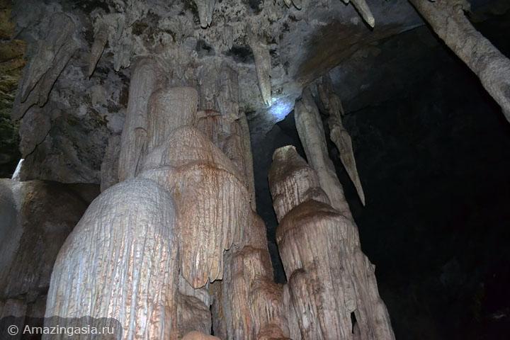 Пещера Сай (Sai cave), национальный парк Сам Рой Йот