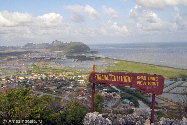 Вьюпойнт национального парка Кхао Сам Рой Йот