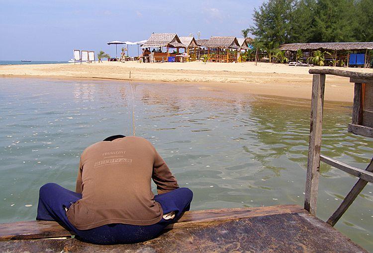 Минипаром между пляжами Нанг Тонг и Банг Нианг