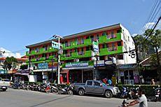 Город Аонанг, Краби, Тайланд