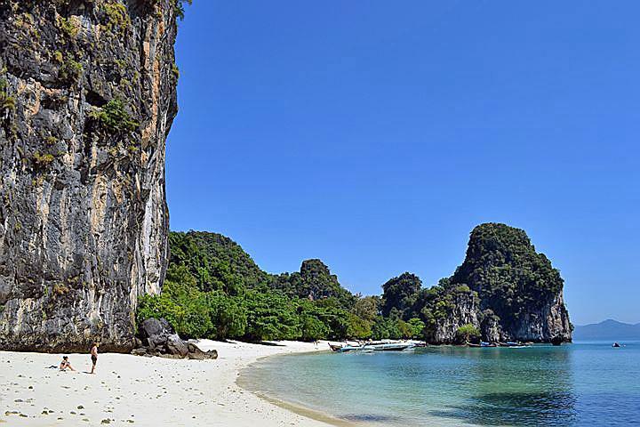 Остров Хонг, Краби, Тайланд