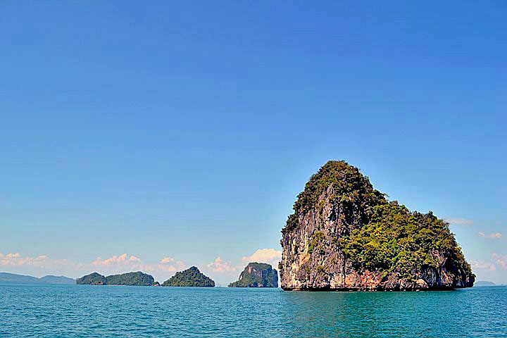Остров Хонг (Koh Hong), Краби