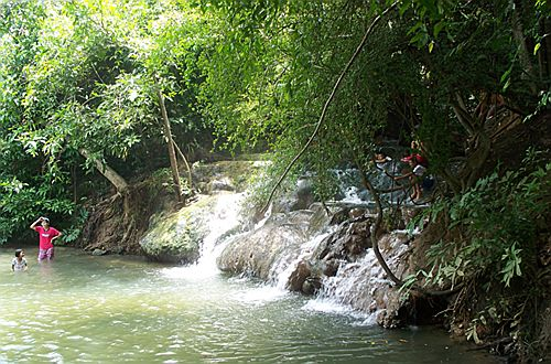 Bang Khram hot springs