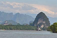 Фото города Краби, гора Khao Phanom Bencha