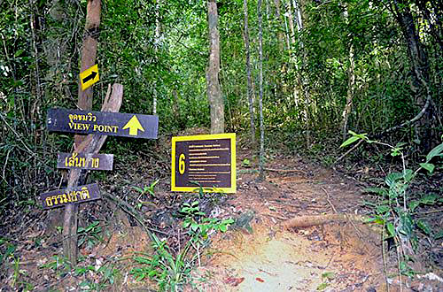 Tub Kaek – Nak Hill Nature Trail