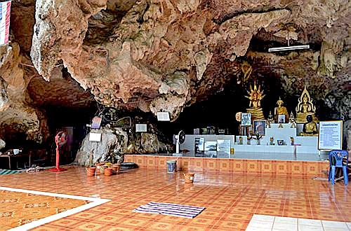 Пещера Tham Pet (Tham Phet)
