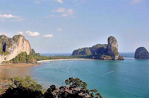 Пляж Тон Сай (Ton Sai), Краби (Krabi)