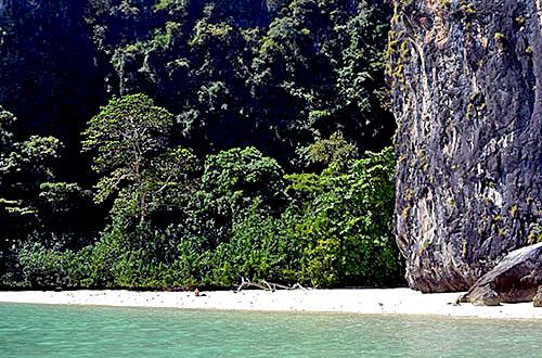 Koh Hong, Krabi