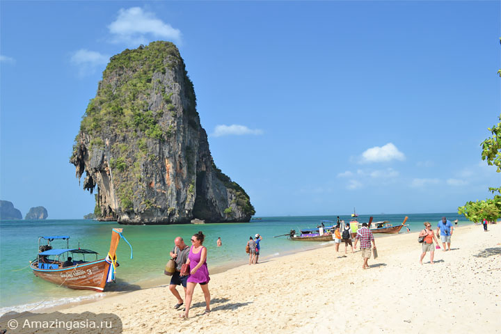 Фотографии пляжей Рейли, пляж Прананг