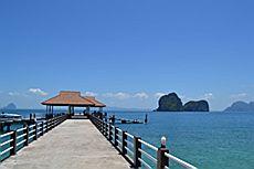 Остров Нгай (Koh Ngai), национальный парк Ланта