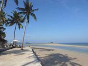 Пляжи острова Ланта, пляж Саладан