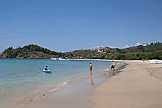 Пляж Ba Kantiang, остров Ланта